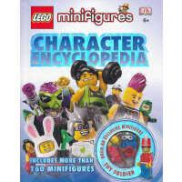 LEGO・ Minifigures Character Encyclopedia 乐高系列:迷你人仔大全(精装) ISBN9781409324621价格比较