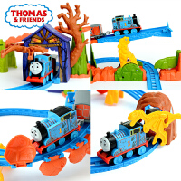 托马斯小火车电动系列之幽灵探险之旅轨道套装BMF09