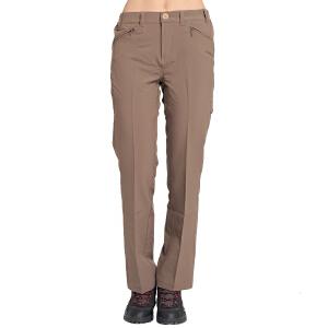 凯瑞摩karrimor新款女士速干长裤户外运动防紫外线透气快干长裤