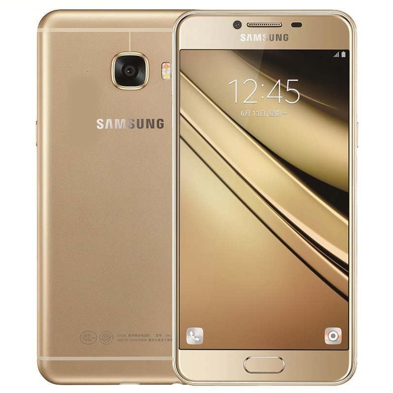 【三星手机旗舰店】现货】Samsung/三星 Galaxy C7 SM-C7000 送钢化膜保护壳 全网通4G手机 5.7英寸 双卡双待 前摄像头800万像素+后摄像头1600万像素非全屏钢化膜+保护壳+指环支架+精美三件套