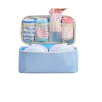 旅行收纳包内衣文胸收纳袋旅行整理压缩袋收纳箱
