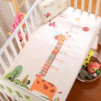御目 婴儿凉席 夏季可水洗儿童凉席冰丝新生儿宝宝幼儿园席子家居床上用品儿童床品