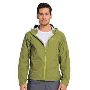 凯瑞摩karrimor 冲锋衣男士防寒户外服装防水防寒服保暖外套