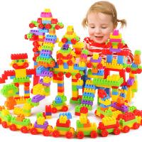 【益智玩具总动员】儿童颗粒塑料积木宝宝幼儿园早教益智拼插拼装拼搭玩具 3-6-12周岁 送男孩女孩生日六一儿童节礼物