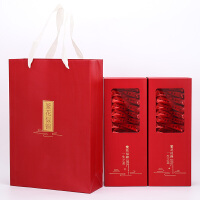坦洋工夫 正山小种红茶特级浓香武夷山金骏眉红茶叶袋装礼盒250g