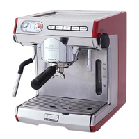 Welhome/惠家 KD270 升级版 意式泵压半自动咖啡机家用/商用 红色