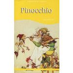 Pinocchio (Wordsworth Classics) 木偶奇遇记 9781853261602