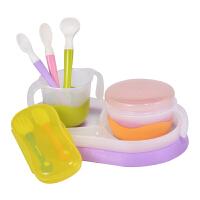 【当当自营】Pigeon贝亲 亲子多功能餐具套装 DA61 贝亲洗护喂养用品 宝宝餐具/婴儿餐具/儿童餐具