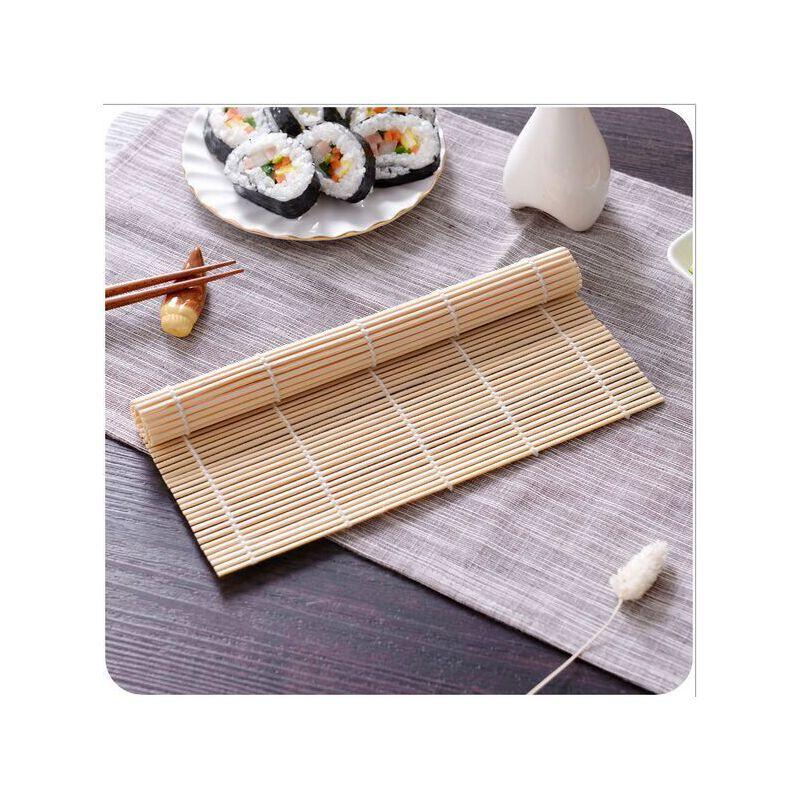 做寿司工具寿司帘竹帘 制作紫菜卷饭包饭用的帘子卷帘