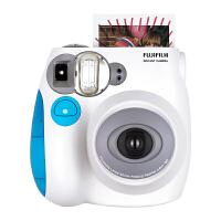 Fujifilm/富士 instax mini7s一次成像相机 拍立得胶片 趣奇相机 - 蓝色