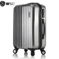 【全国包邮支持礼品卡支付】29寸 USO品牌 旅行箱 行李箱 拉杆箱 A37-耐压抗摔ABS+PC材质 静音万向轮 托运箱