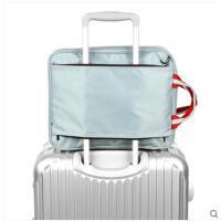 拉杆箱配件包商务精致收纳包健身袋单肩包出差旅行包男手提袋斜跨包女
