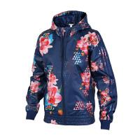 Adidas阿迪达斯  NEO女子运动休闲夹克外套  BK6865