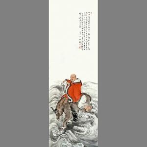 佛教题材《修持》系列之八