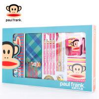 Paul Frank/大嘴猴 文具礼盒PKY8196 颜色随机男女小学生学习文具套装幼儿园六一儿童节生日圣诞新年礼物礼品 当当自营