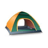 帐篷户外3-4人帐篷速开全自动双人多人野外套装
