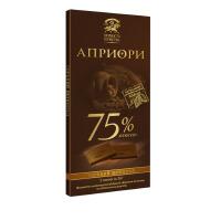 [当当自营] 黑骑士 巧克力72g 75%黑骑士75%可可黑巧克力72g
