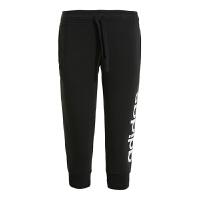Adidas阿迪达斯 女子运动休闲跑步训练透气七分裤 S97150 现