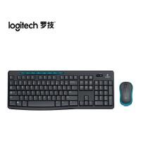 Logitech/罗技 MK275无线键鼠套装(配M185无线鼠标+K270无线键盘)键盘办公套件