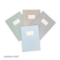 晨光文具 A5/B5 笔记本 软抄本 记事本 缝线本(本色)APYFP914 48页