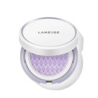 【当当海外购】韩国直邮 LΛNEIGE 兰芝 隔离防晒气垫 紫色 #40
