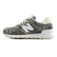 New Balance NB 新款女鞋复古运动休闲跑步鞋WL574MWB