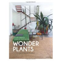 英文原版 Wonder Plants: Your Urban Jungle Interior城市丛林室内植物 绿植空间