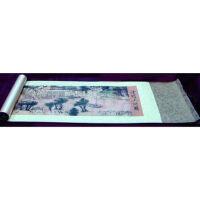 丝绸《清明上河图》家居饰品客厅装饰挂件商务礼品