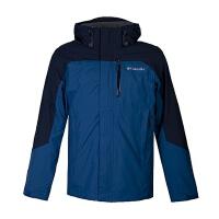 Columbia/哥伦比亚 专柜同款 男子户外三合一夹棉内胆冲锋衣WE1069448