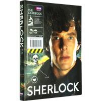 【英文原版】福尔摩斯英文版BBC Sherlock the Casebook神探夏洛克原版书