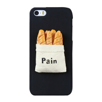 MCWL 苹果5s手机壳 iPhone5保护套se硅胶挂脖防摔创意女款外壳潮