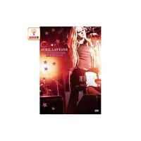 正版音乐 艾薇儿:美丽坏东西世界巡回演唱会(DVD)【光碟专辑CD唱片】