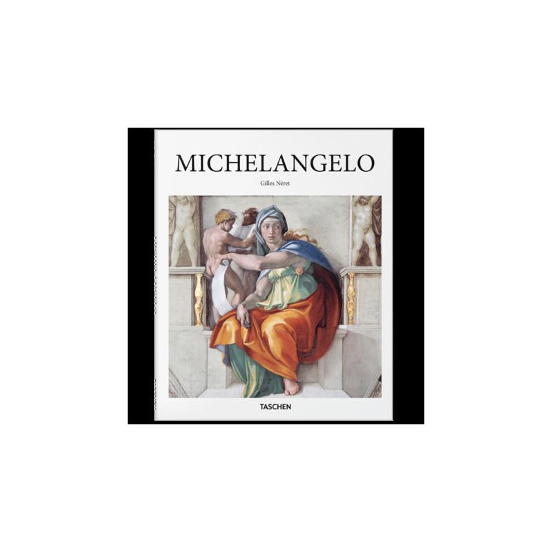 米开朗 基罗 艺术绘画作品集 意大利文艺复兴代 taschen 艺术绘画图书