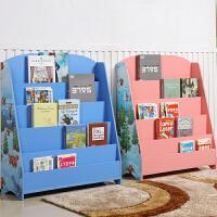 御目 儿童书架 学生玩具收纳架绘本架宝宝书架玩具架幼儿园整理架储物柜置物架子满额减限时抢礼品卡创意家具