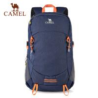 camel骆驼户外双肩包 30L男女通用耐磨徒步登山旅游背包