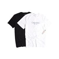 Calvin Klein T恤男士休闲T恤短袖t恤夏季新款t恤纯棉t恤 【美国直邮】41AK921