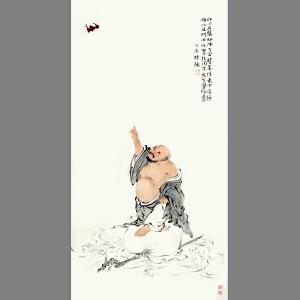 佛教题材《福从天降》