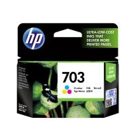 惠普HP 703 号 DESKJET 彩色墨盒