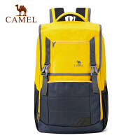 camel骆驼户外双肩包 25L男女缓压透气背负徒步旅游背包