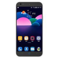 ZTE/中兴 B880 小鲜2 白色 电信4G版 双模双待 智能手机