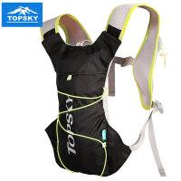【新品】Topsky户外运动皮肤包徒步登山包男女轻便双肩越野跑背包