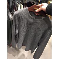 gucci新色灰色羊毛衫