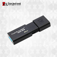 【当当自营】 KinGston 金士顿 DT100G3/8G 优盘 USB3.0 高速U盘