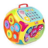 宝丽 婴幼儿早教游戏桌儿童多功能玩具台智慧屋宝宝益智学习屋