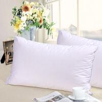 [当当自营]富安娜家纺 馨而乐 健康呵睡枕(一对装)枕头 枕芯 纤维枕