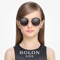 暴龙儿童太阳镜女童 2016年新款墨镜舒适时尚防晒蛤蟆镜BK6002