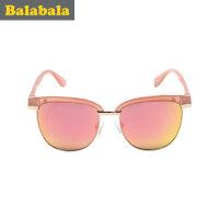 巴拉巴拉童装中性太阳镜儿童时尚眼镜2017夏季新款 太阳镜