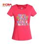 【618狂嗨继续】CBA女子运动短T夏季女款纯棉透气圆领短袖T恤衫