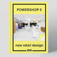 POWERSHOP 5 珠宝店服装店专卖店商业店铺室内空间装饰装修设计案例 FRAME出版